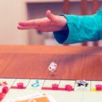 Førskoleaktivitet - spille brettspill
