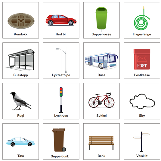 Beckmanns urban bingo