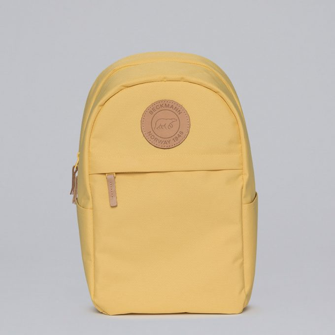 Urban mini, kindergarten backpack, yellow