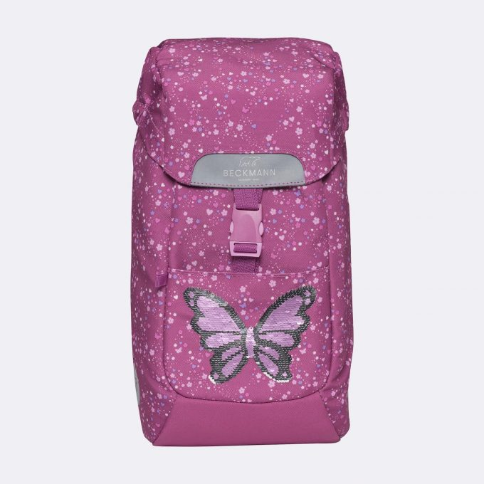 Classic mini, kindergarten backpack, butterfly
