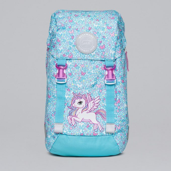 Classic mini, kindergarten backpack, unicorn