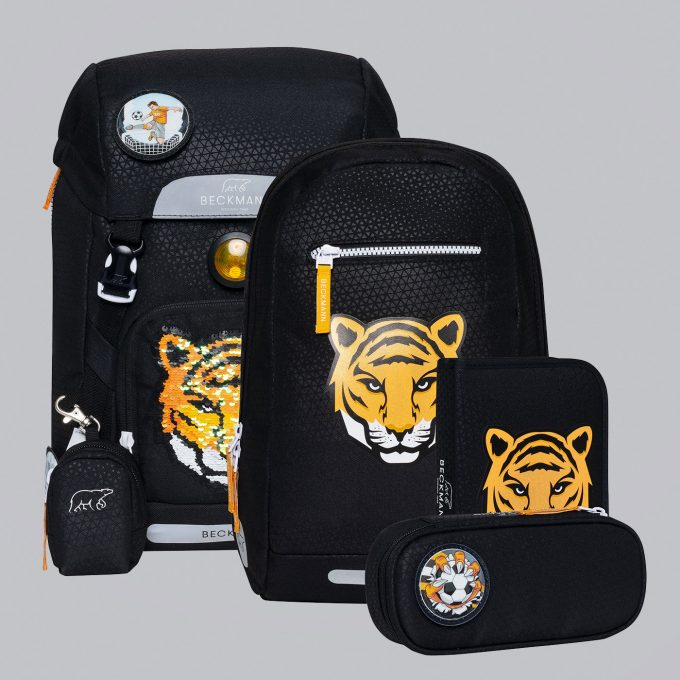 Classic 6 pcs set, for 1-2nd grade, Tiger Team