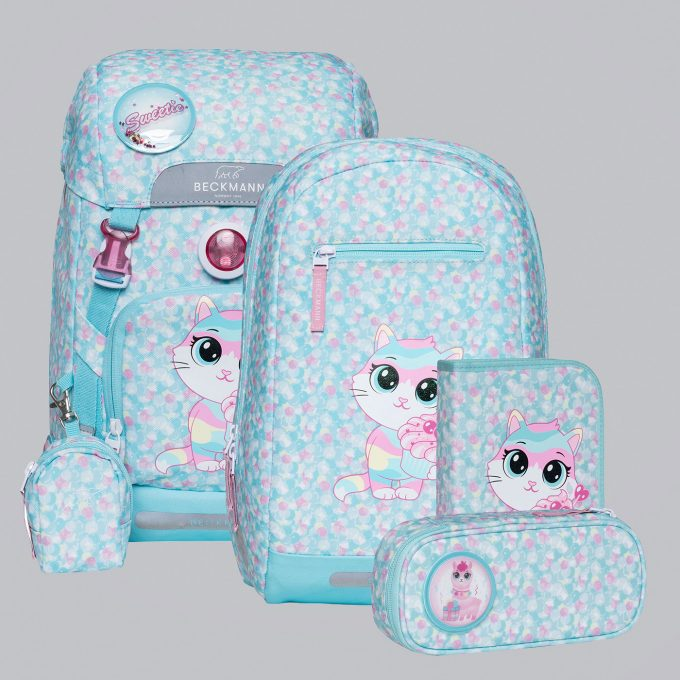 Classic 6 pcs set, for 1-2nd grade, Sweetie