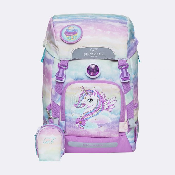 Classic 22 backpack, for 1-2nd grade, Unicorn