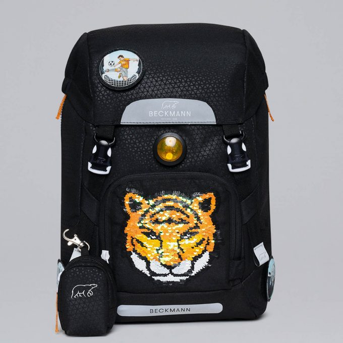 Classic 22 backpack, for 1-2nd grade, Tiger Team