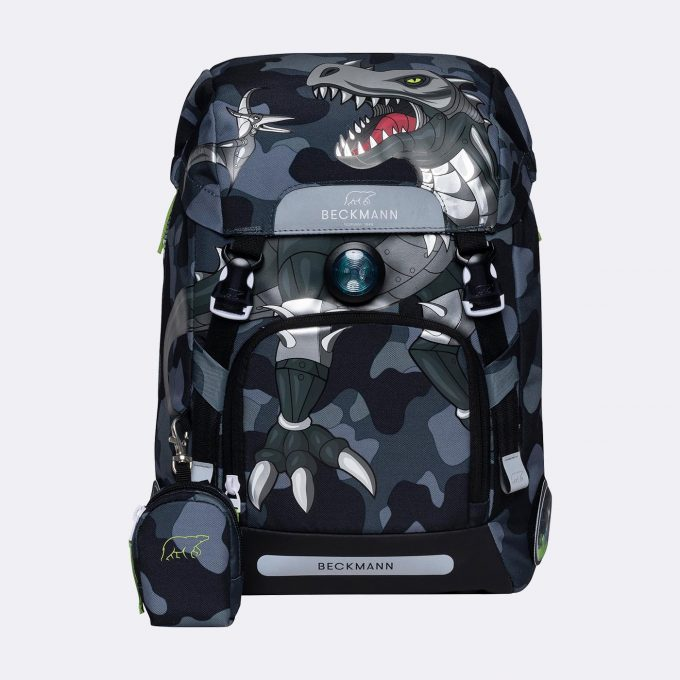 Classic 22 backpack, for 1-2nd grade, Camo Rex
