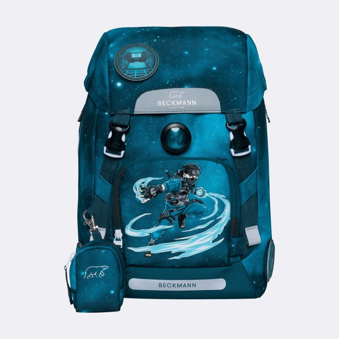 Classic 22 backpack, for 1-2nd grade, Ninja Master