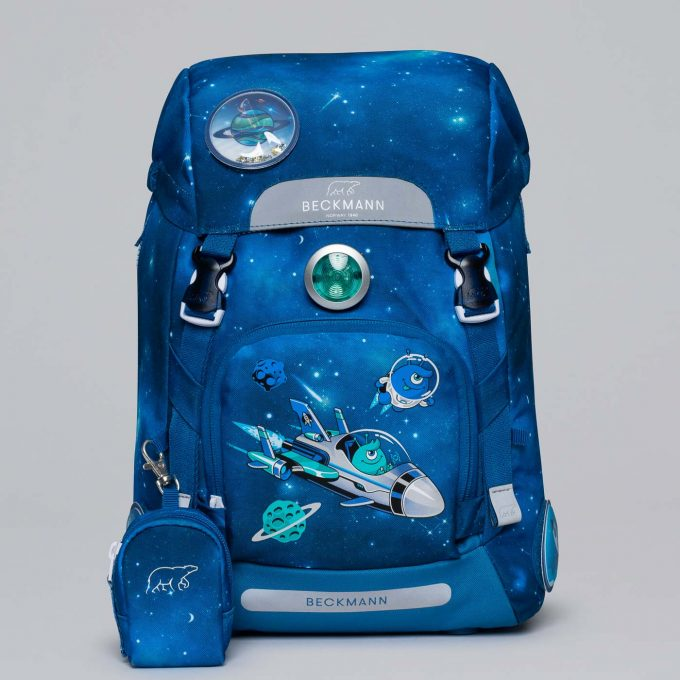Classic 22 backpack, for 1-2nd grade, Galaxy
