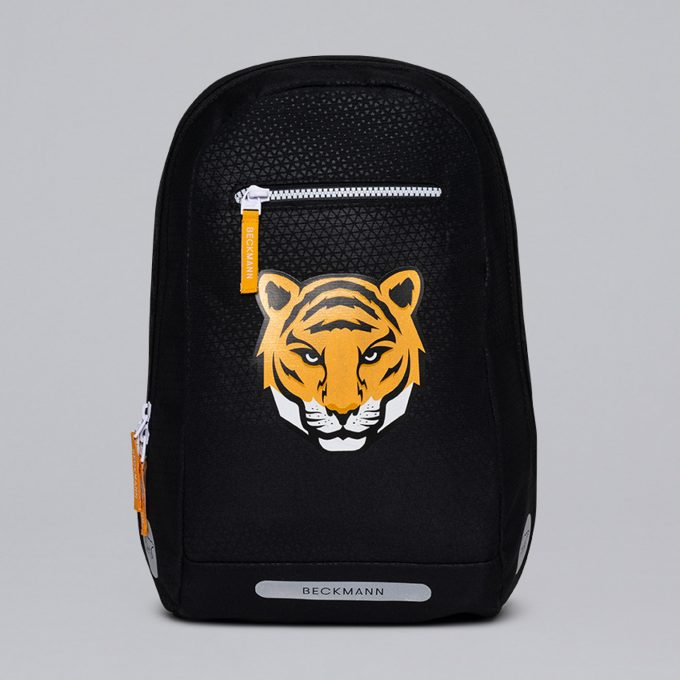 Gym/hiking backpack, for 1-2nd grade, Tiger Team