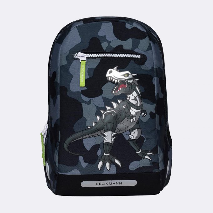 Gym/hiking backpack, for 1-2nd grade, Camo Rex