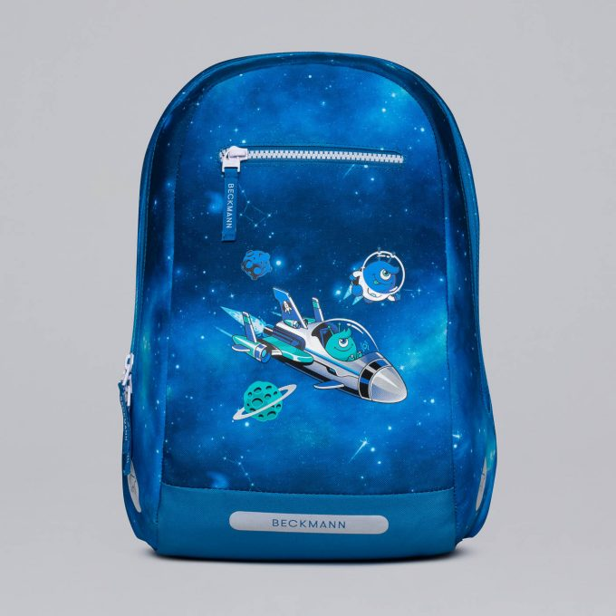 Gym/hiking backpack, for 1-2nd grade, Galaxy