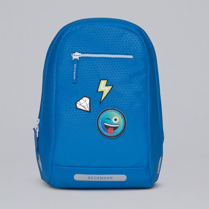 Gym/hiking backpack, for 1-2nd grade, Patch