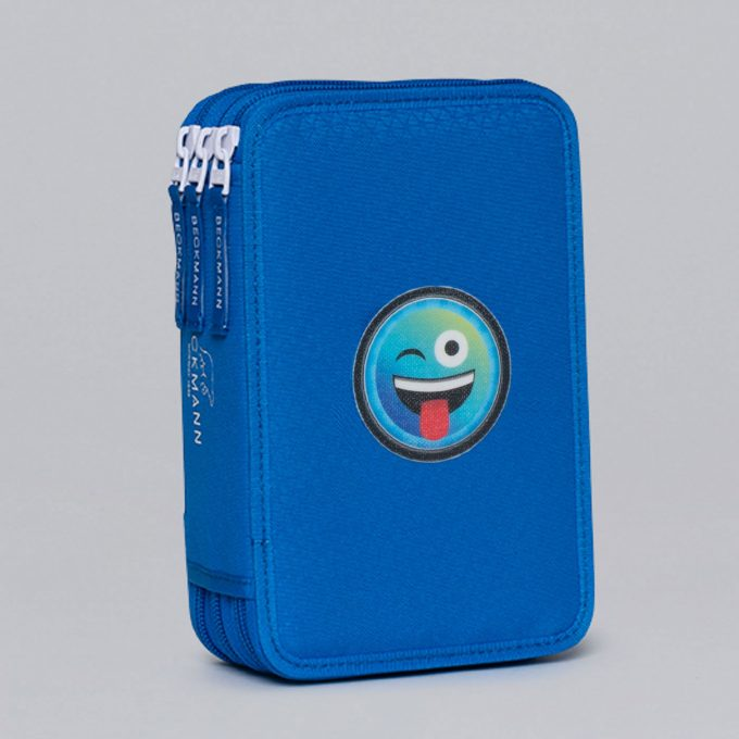 Three section pencil case, Patch
