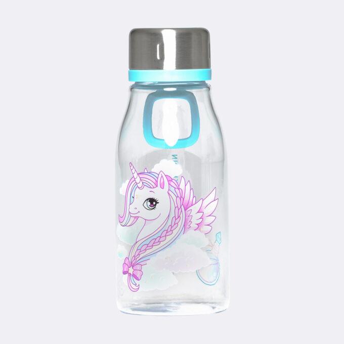 Drinking bottle, 400ML, Unicorn