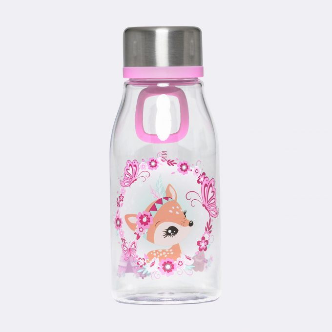 Drinking bottle, 400ML, Forest Deer