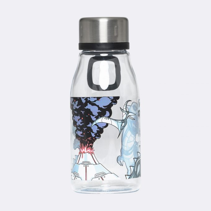 Drinking bottle, 400ML, Camo Rex