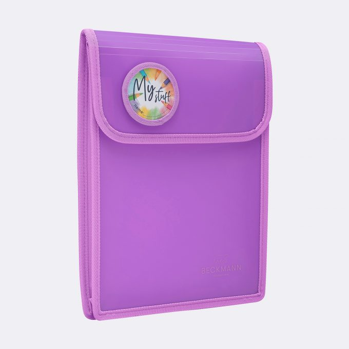 A4 folder, Purple