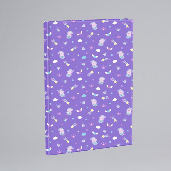 Elasticated book cover, Dream