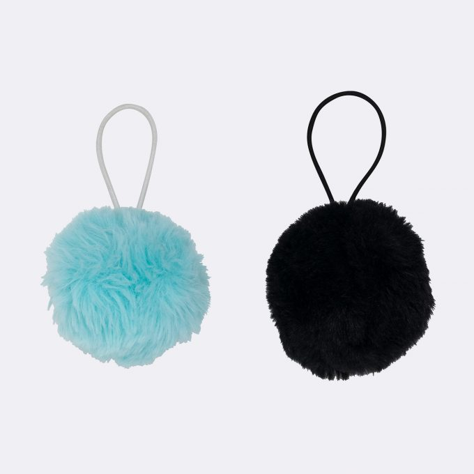 Furballs, Black and Mint