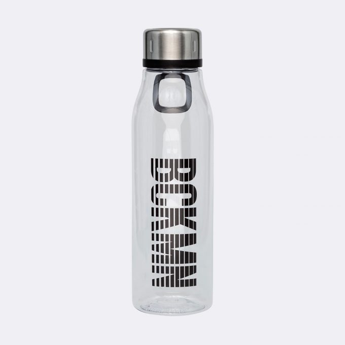 Drinking bottle 650 ML, Clear