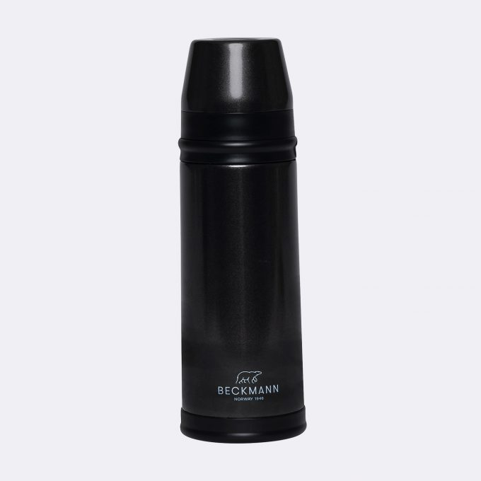 Thermo bottle 400 ML, Black
