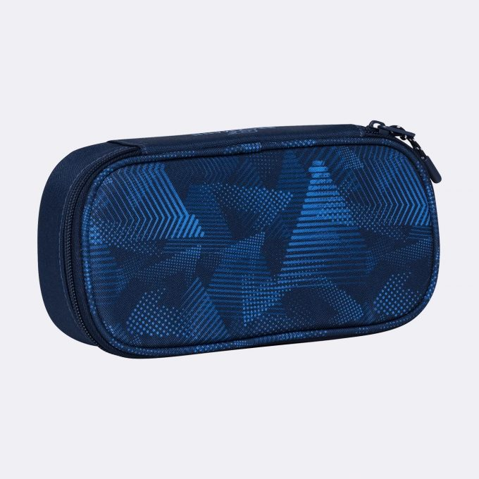 Sport Junior oval pencil case, Blue Quartz