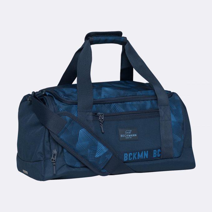 Sport duffelbag, 3-7th grade, Blue Quartz