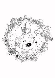 Forestdeer_illustration